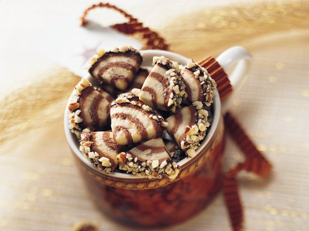 Chocolate Hazelnut Corners