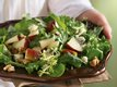 Apple-Gorgonzola Salad with Red Wine Vinaigrette
