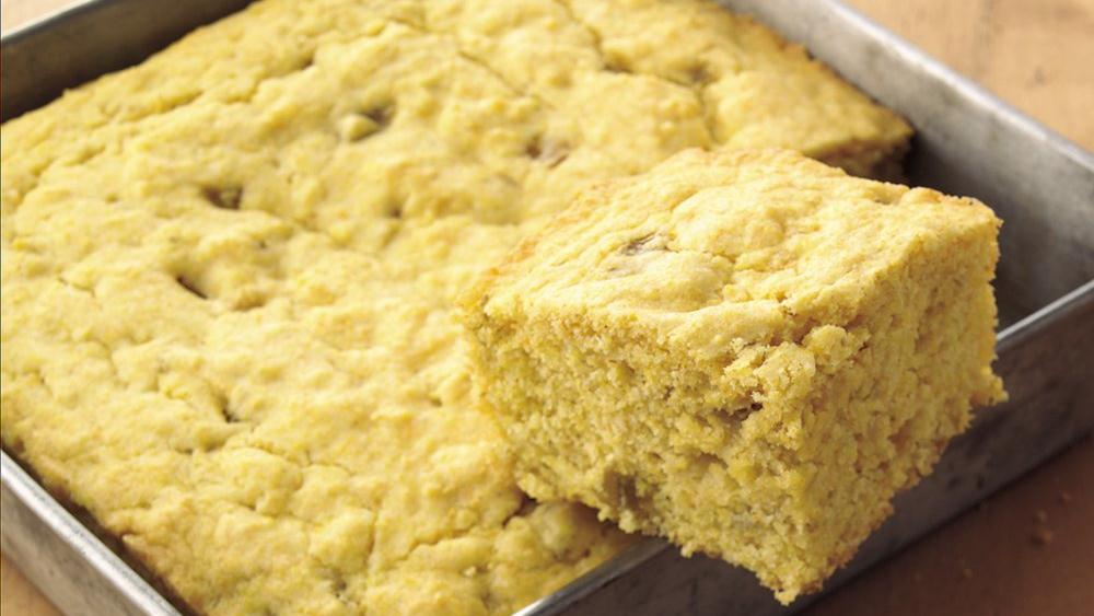 Corn Bread with
