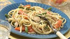Tuna and Linguine Toss Recipe