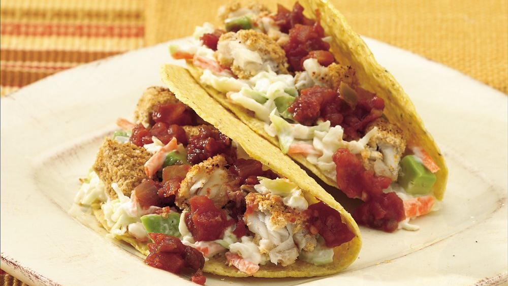 quick fish tacos recipe from