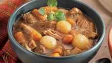 Vegetable-Turkey Stew Recipe