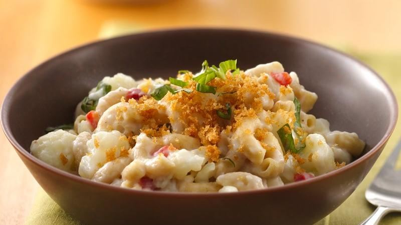 Asiago Mac and Cheese