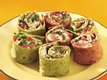Italian BLT Pinwheels