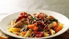 Slow Cooker Rustic Italian Chicken Recipe