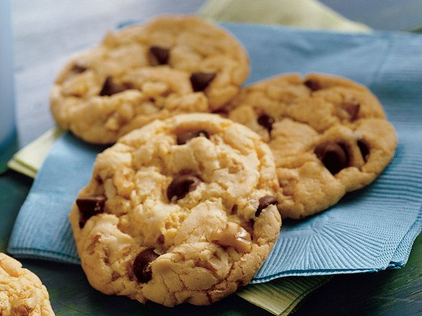 Mix-Easy Chocolate Chip Cookies