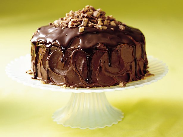 Chocolate Ganache Cake