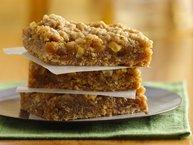 Easy Caramel Apple Bars recipe from Betty Crocker