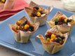 Black Bean—Corn Wonton Cups