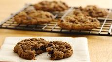 Deluxe Triple-Chocolate Cookies Recipe