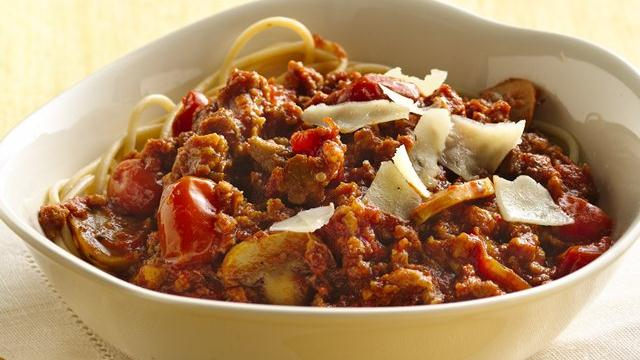 Slow Cooker Veggie Marinara