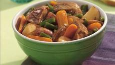 Home-Style Pork Stew Recipe