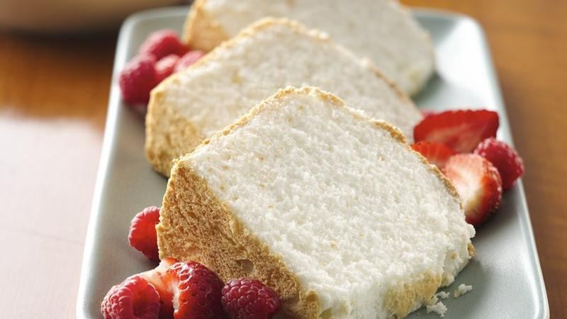 Gluten-Free Angel Food Cake