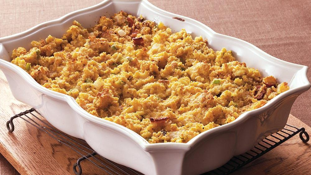 Cornbread Stuffing Recipe — Dishmaps