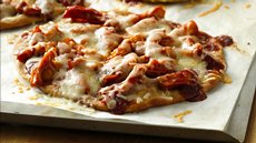 Gluten Free Barbecue Chicken Mini Pizzas Recipe