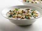 Healthified Italian Sausage Soup