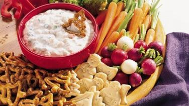 Light Crabmeat Spread