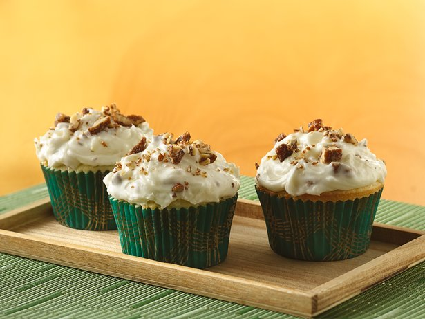 Pecan-Bourbon Crunch Italian Cream Cups