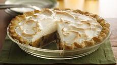 Sour Cream-Raisin Pie Recipe