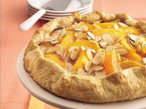 Almond-Peach&#32;Fold-Over&#32;Coffee&#32;Cake