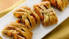 Butternut Squash Brunch Braid Recipe