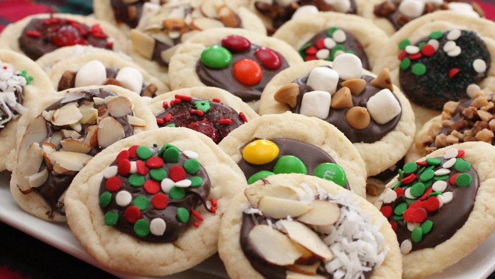 Fondue Sugar Cookies