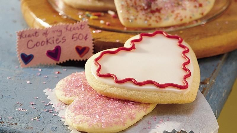 Heart-of-My-Heart Cookies