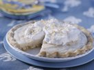 Healthified Creamy Tropical Banana Pie