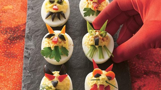 "Image of ""devilicious"" Eggs, Pillsbury"