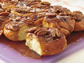 Easy Caramel Rolls