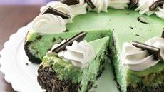 Chocolate Grasshopper Cheesecake Recipe