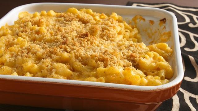 Image of Macaroni And Cheese Makeover, Pillsbury