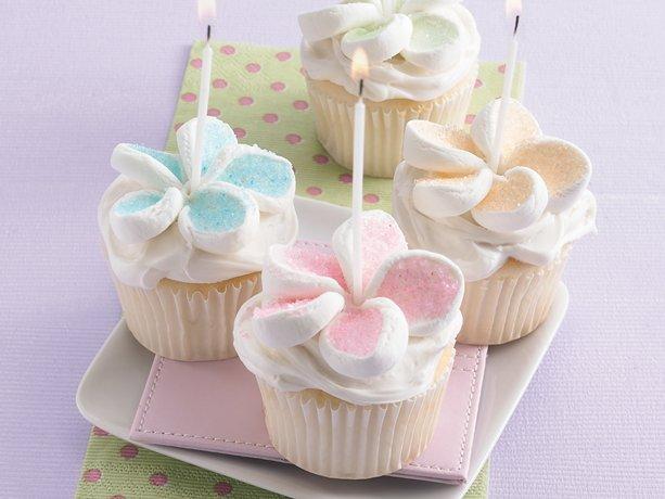 Flor Cupcakes
