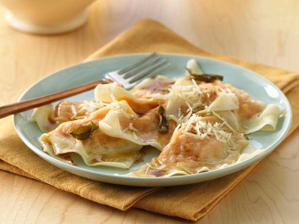 Butternut Squash Ravioli