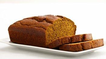 Healthified Pumpkin Bread