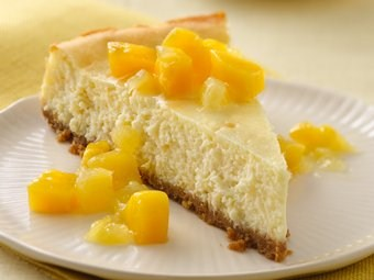 Pia&#32;Colada&#32;Cheesecake