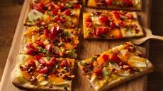 Twice-Baked Potato Pizza Recipe