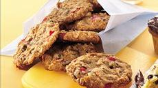 Crunchy Cherry Chippers Recipe