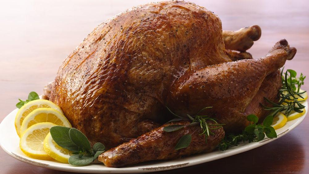 Herb Roasted Turkey recipe from Pillsbury.com