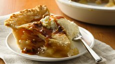 Gluten Free Caramel Apple Pie Recipe