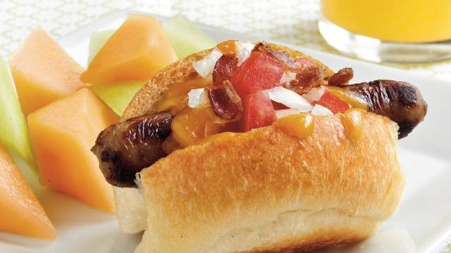 Mini Breakfast Dogs