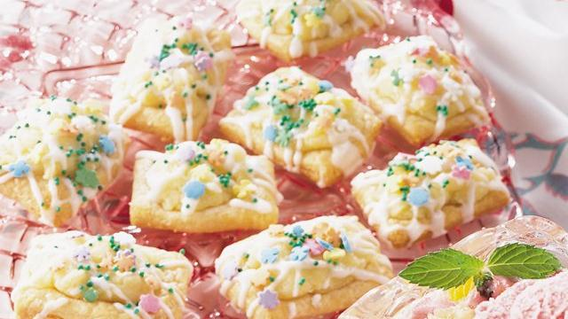 Image of Almond Crescent Puffs, Pillsbury