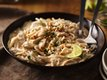 Basil Chicken Thai Noodles
