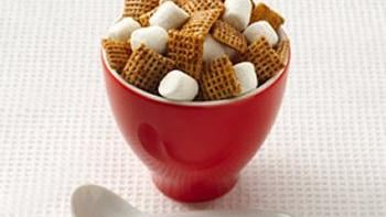 Hot Buttered Chex Mix
