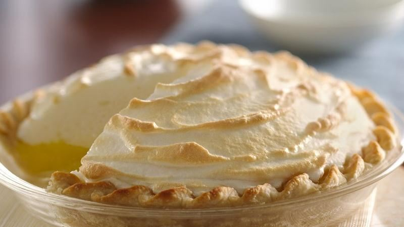 Luscious Lemon Meringue Pie