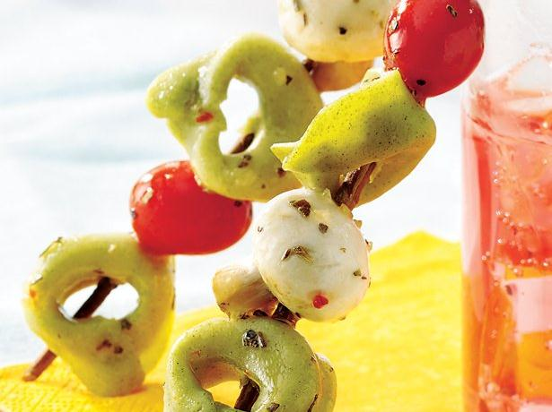 Tortellini Kabobs