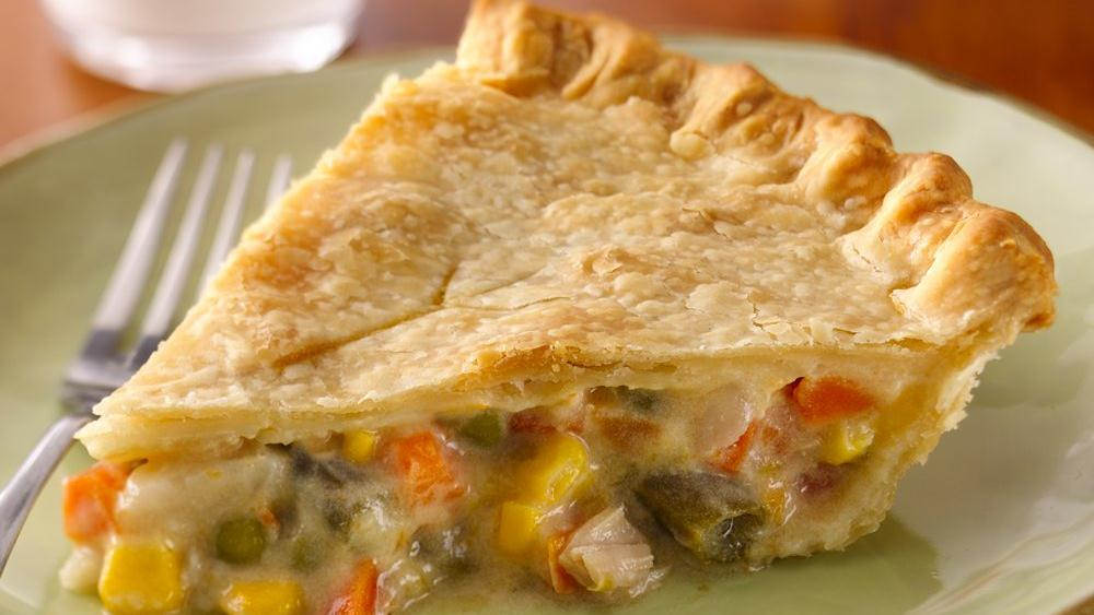 Easy Chicken Pot Pie - Flavour Curator
