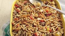 Easy Chow Mein Casserole Recipe