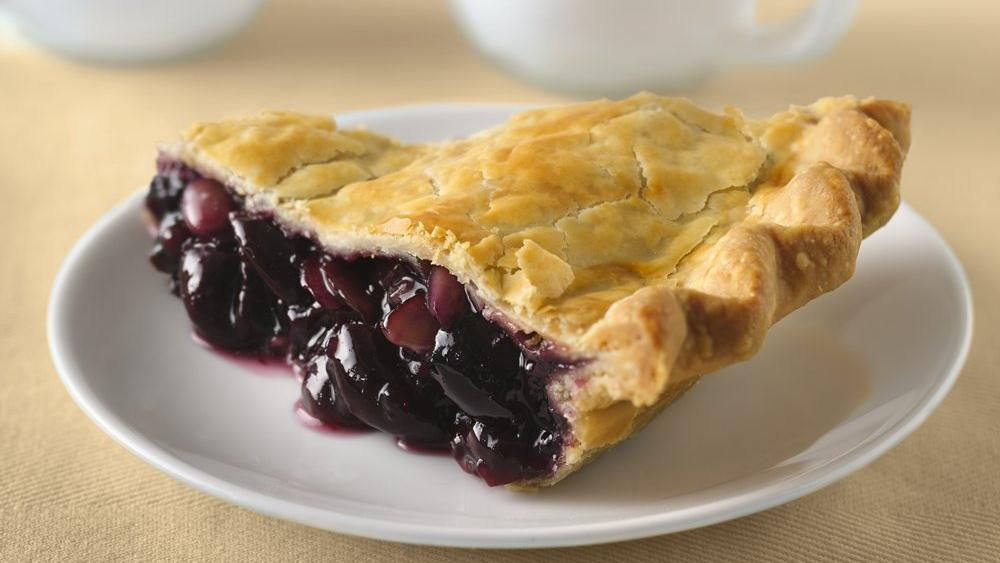Amaretto Sweet Cherry Pie recipe from Pillsbury.com