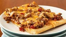 Southwest Sloppy Joe Pizza Recipe
